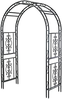 Best iron garden arbor gate Reviews