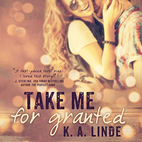 Take Me for Granted audiobook cover art