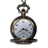 Reloj de Bolsillo Grabado Personalizado para Brother, Reloj de Bolsillo mecánico Antiguo para Hombre Dial Retro para Hombres Mujeres Regalo