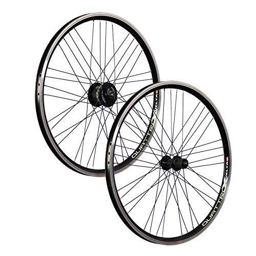 Vuelta 26 Zoll Laufradsatz (Vorderrad + Hinterrad) Airtec1 Shimano DH-3N30 - Deore 610 schwarz