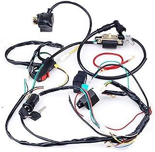 Groovy Amazon Com Dirt Bike Wiring Harnesses Electrical Automotive Wiring Cloud Aboleophagdienstapotheekhoekschewaardnl