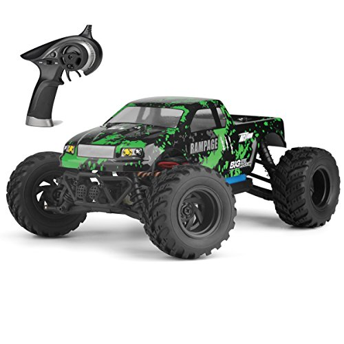 Fistone RC Car 4WD High Speed 2.4G Remote Control Car Electric Off Road Vehicle All Terrain Monster Truck Model RTR Hobby Car