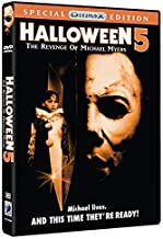 Halloween 5: The Revenge of Michael Myers (DiviMax Edition) by Donald Pleasence