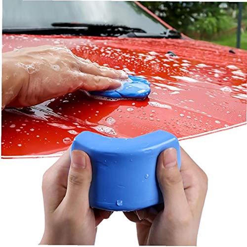 1pc Auto-Lehm-Stab-Auto-Magic Clean-Lehm-Stab Auto Fahrzeugpflege Reiniger Schlamm Staub Entferner Zauberknete Reiniger Zubehör