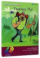 领航船 培生英语分级绘本 4-9 Fearless Phil