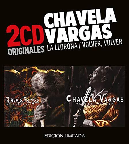 Chavela Vargas -La Llorona / Volver, Volver (2 CD)