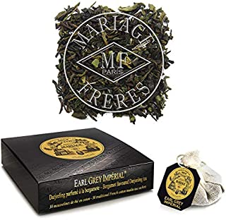 MARIAGE FRÈRES - Earl Grey Impérial - Mousselines 75g