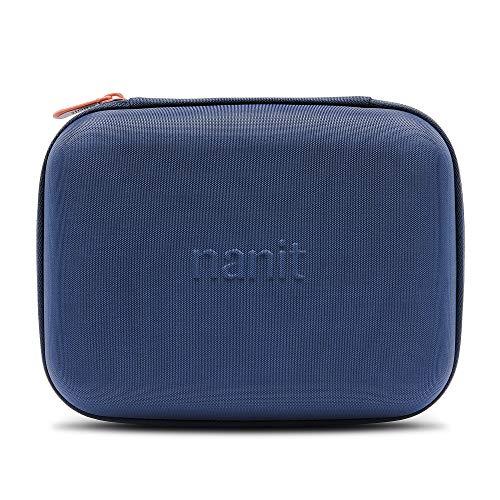 Nanit Reisekoffer Hartschalenetui blau