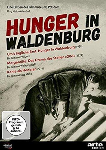 HUNGER IN WALDENBURG / UMS TÄGLICHE BROT (1929), 1 DVD-Video