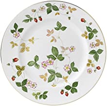 Wild Strawberry Wedgewood Fine Bone China Dinner Plate 10.75""