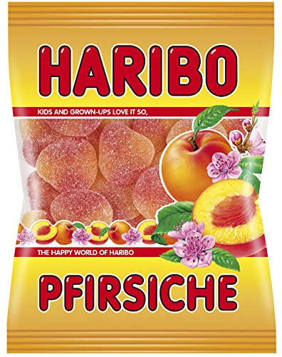 Haribo PFIRSICHE, 15er Pack (15 x 200 g)
