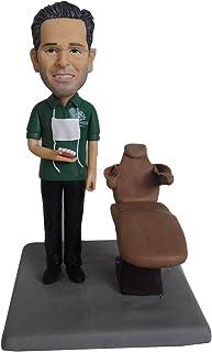 figurine dentista design in miniatura statua disney babbo natale figurine angelo vero volto da foto idee regalo scultura f...