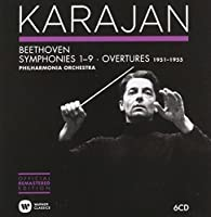 Philharmonia Orchestra 1951-1955: Beethoven Symphonies & Overtures by Philharmonia Orchrestra (2014-04-08)