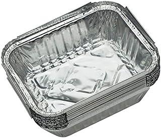 Wang shufang 10pcs jetable Barbecue Goutte à Goutte casseroles en Aluminium Foil Graisse Goutte à Goutte casseroles Recycl...