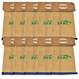 Best ZVac Upright Vacuums - Zvac Replacement Electrolux U Style Vacuum Bags Compatible Review
