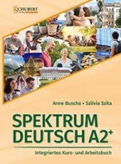 Spektrum Deutsch: Kurs- und  Ubungsbuch A2+ mit CDs (2) und Losungsheft