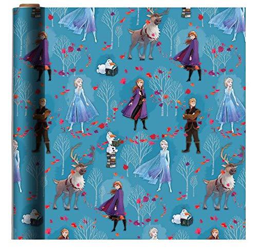 日本ホールマーク『アナと雪の女王2 ディズニー ラッピングペーパー』
