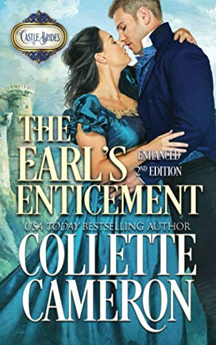 The Earl's Enticement: 2nd Edition: A Historical Scottish Romance (Castle Brides)