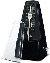 XIUHU M/étronome M/écanique pour Instrument Violon /à Cordes Guitare Pi/èces Couleur Bois Clair