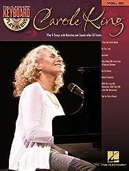 Carole king clavier +cd