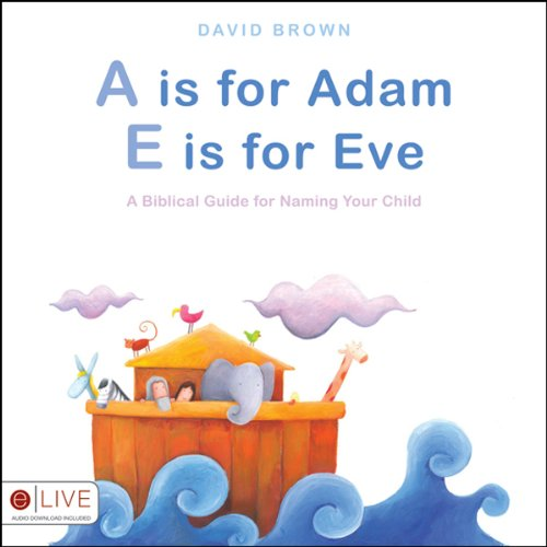 A is for Adam, E is for Eve Titelbild