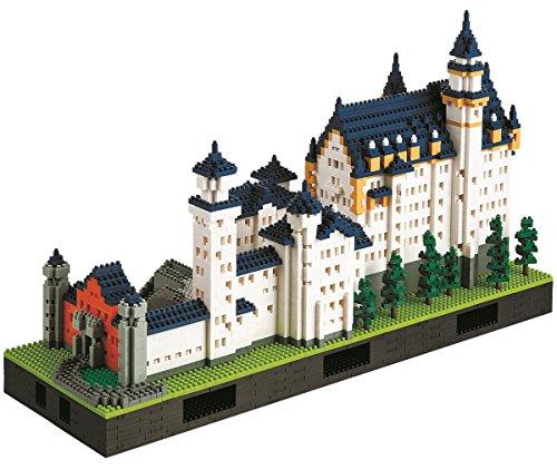 Nanoblock: Neuschwanstein Castle Deluxe Edition Set (japan import) (Juguete)