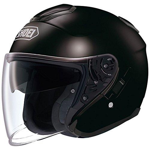 Shoei Unisex-Erwachsene J-Cruise Helm, schwarz, X-Small