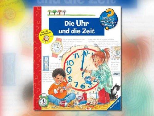 Ravensburger 02425 WWW Die Uhr und die Zeit