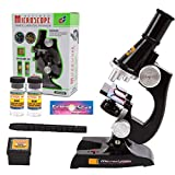 WEIGZ Kinderforschung Wissenschaft und Bildung Mikroskop Spielzeug bequem Kinder Studenten wissenschaftlichen Experiment