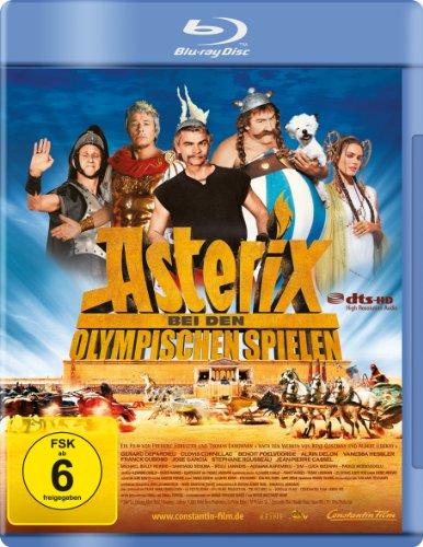 Asterix bei den Olympischen Spielen [Blu-ray]