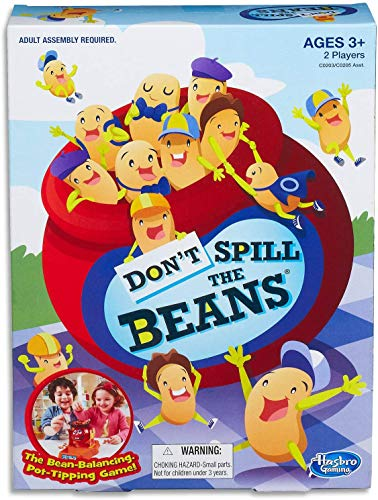 Amazon - Hasbro Don't Spill The Beans Game $5