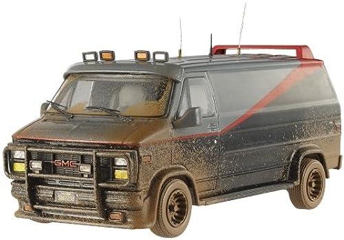 Hot Wheels Modellauto GMC Panel Van Movie Car A Team 1 43 Mattel
