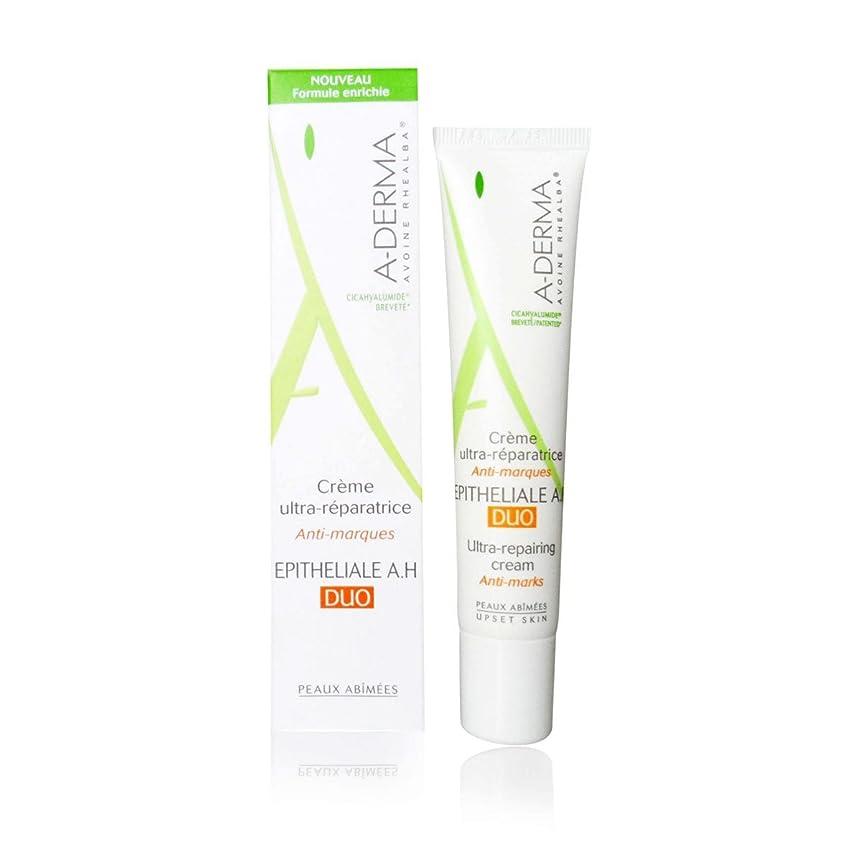 摂氏息子学者A-derma Epitheliale A.h. Duo Ultra-repairing Cream 40ml [並行輸入品]