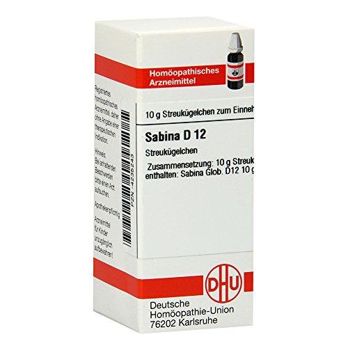 SABINA D12 10g Globuli PZN:4235243
