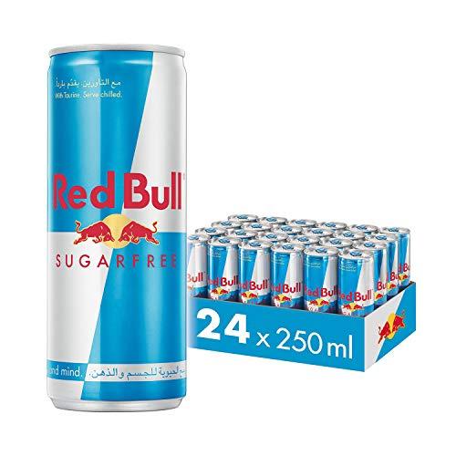 Red Bull Sugarfree Energy Drink 250ml (cartone da 24)