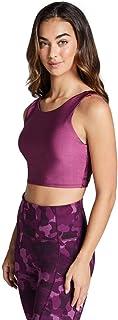 Rockwear Activewear Women's Very Berry Li Longline Sports Bra Rose 6 From size 4-18 Low Impact Bras For