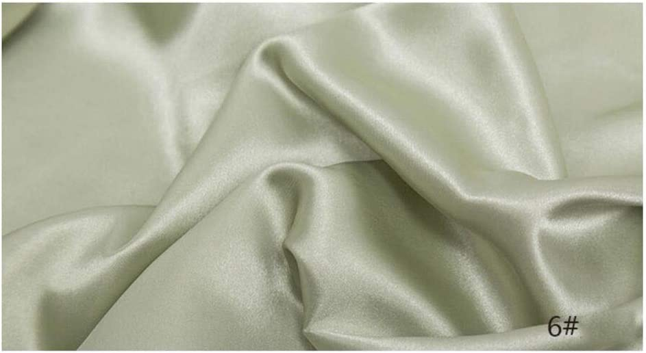 LIJINGYU Satin free shipping Phoenix Mall Fabric Fabrics for , Silky -