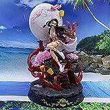 One Piece Anime Great Road Niño Sanji Q Versión Versión Muñeca Versión Estatua Doll Sculpting Decoración de Juguetes Modelo Altura 14 5 cm