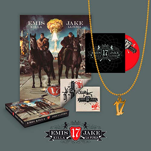 17 Cofanetto CD + Poster Autografato + Ciondolo Esclusivo Edizione Limitata Amazon.it