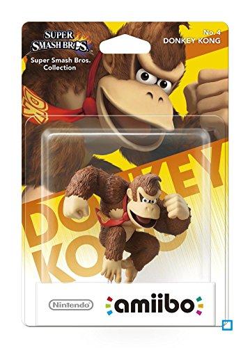 Smash Donkey Kong Amiibo Figur