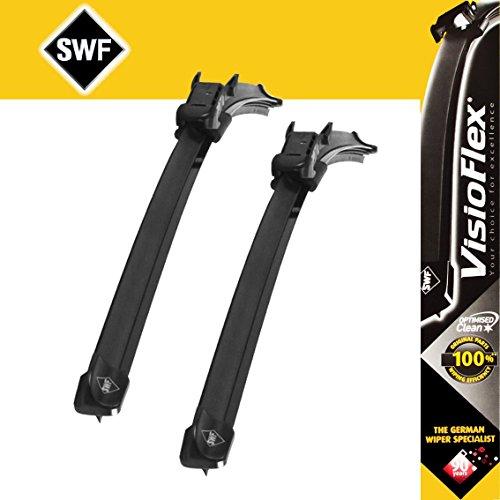 SWF 119355 VISIOFLEX ruitenwissers met spoiler voor A3, VW, Caddy, Golf, Jetta