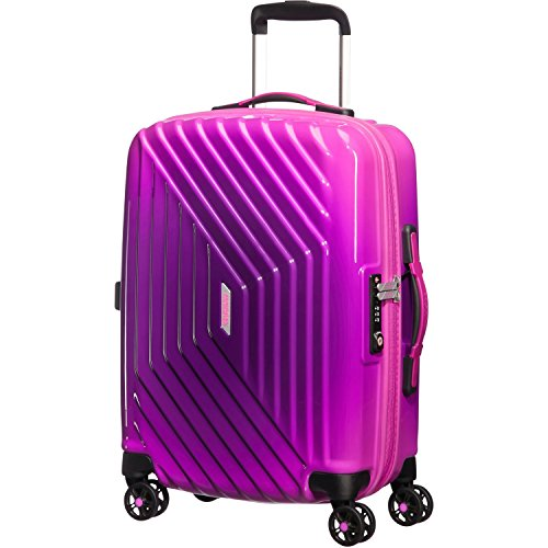 American Tourister - Air Force 1 Spinner 55/20 Handgepäck (55cm-34L), Rosa (Gradient Pink)