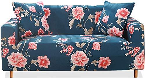 LOVEAI Fundas de sofá Fundas de sofá elásticas con diseño Elegante Protector Antideslizante para Muebles 1 Asiento