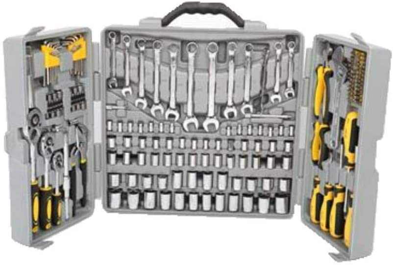 Borrow New Portable 205 PCS Sales of SALE items from new works Mechanics Wrenches Limited price Tool Kit Set