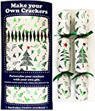 Crackers Ltd Set of 12 Flat Pack Make Your Own Christmas Crackers