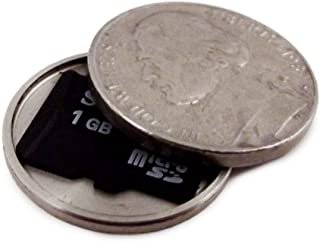 Covert Compartment US Nickel Hidden Compartment Coin