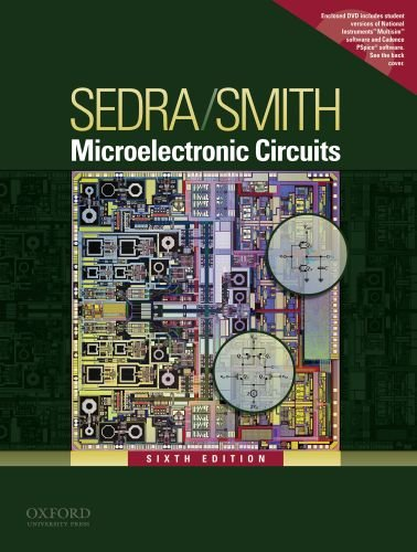Microelectronic Circuits (Oxford Series in Electrical &...
