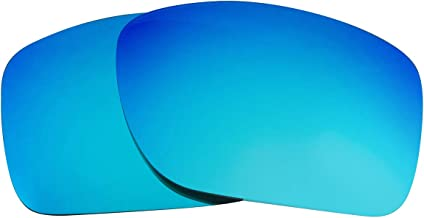 Replacement Lenses Compatible with OAKLEY TURBINE by SEEK OPTICS