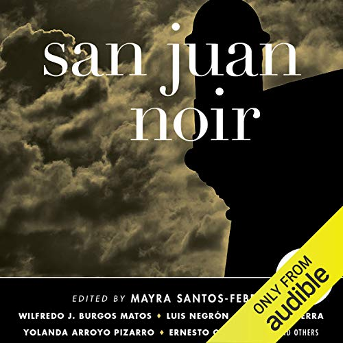 San Juan Noir cover art