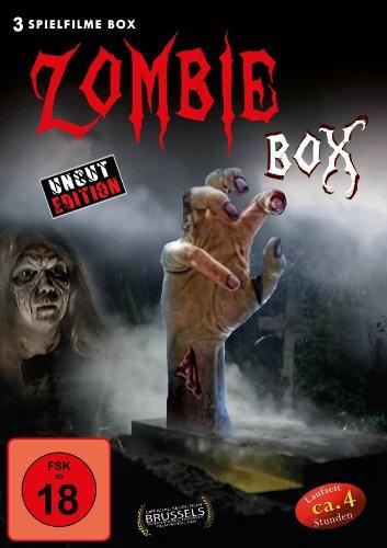 Zombie BOX ( 3 Spielfilm BOX )